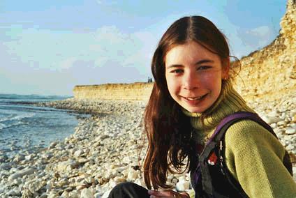 Anna Brethenoux novembre 2001