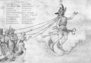 Ogmios de Dürer